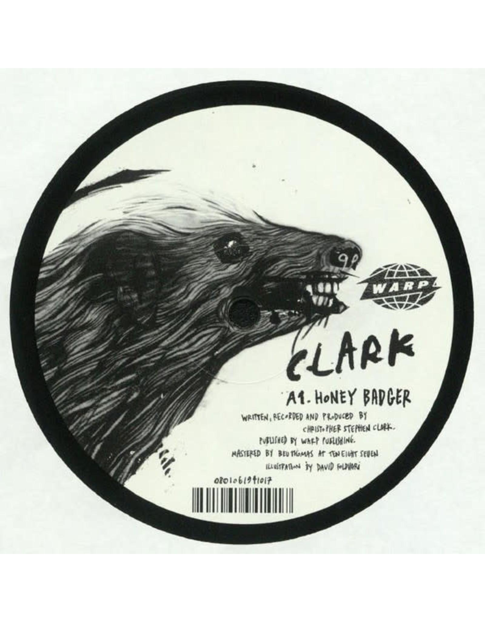 """New Vinyl Clark - Honey Badger 12"""""""