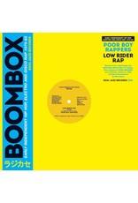 """New Vinyl Poor Boy Rappers - Low Rider Rap 12"""""""