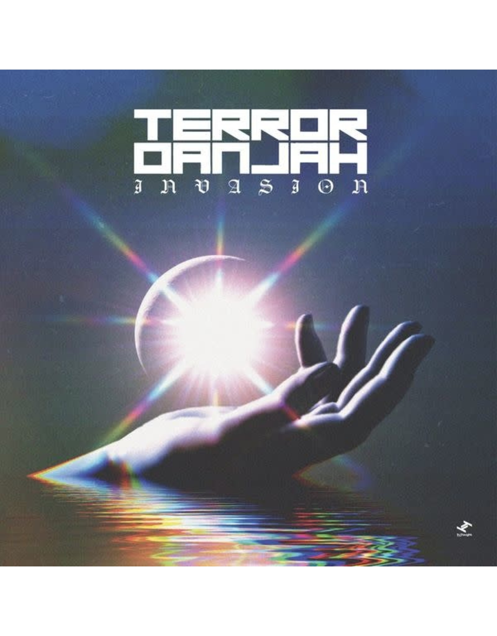 "New Vinyl Terror Danjah - Invasion EP 12"""