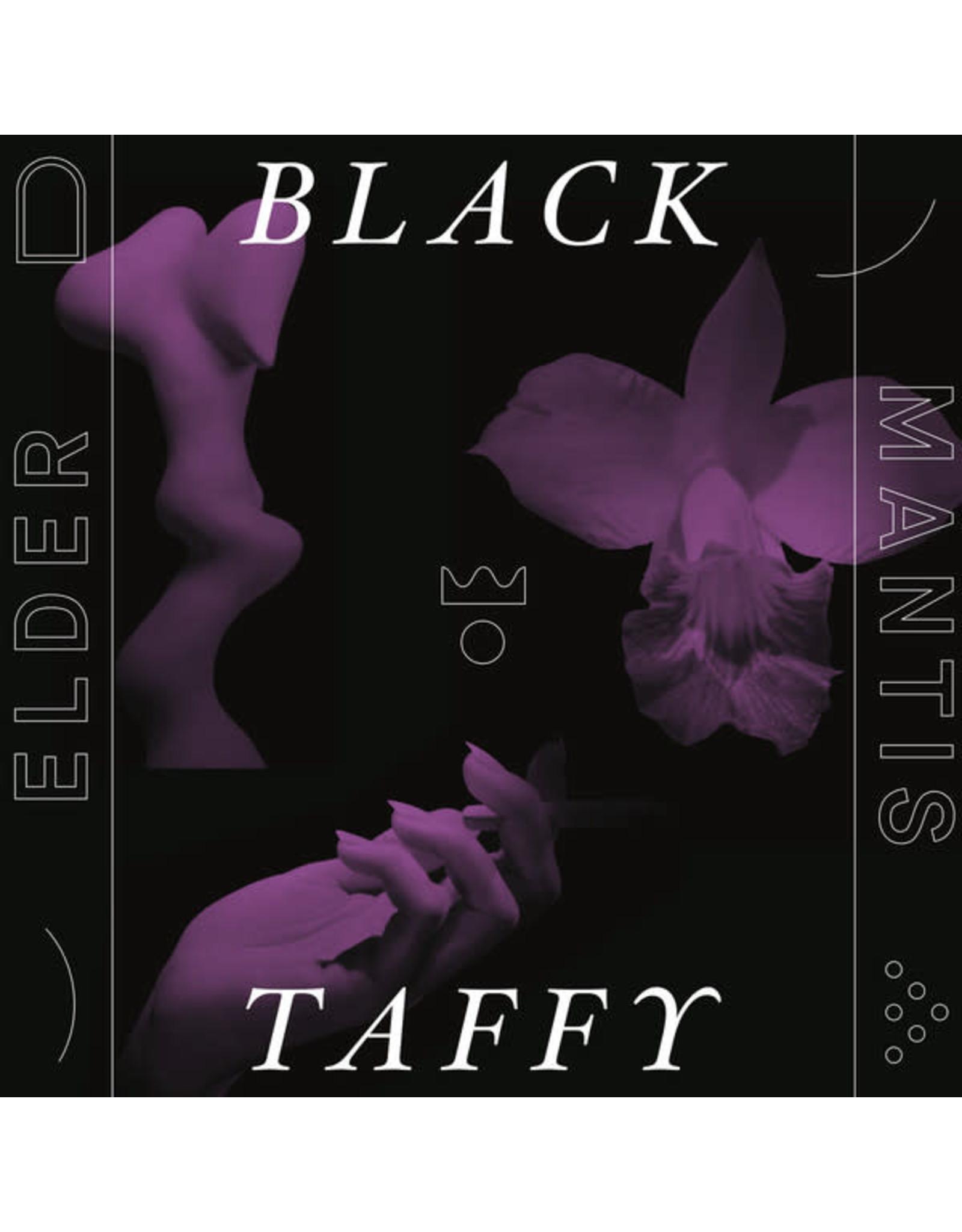 New Vinyl Black Taffy - Elder Mantis LP