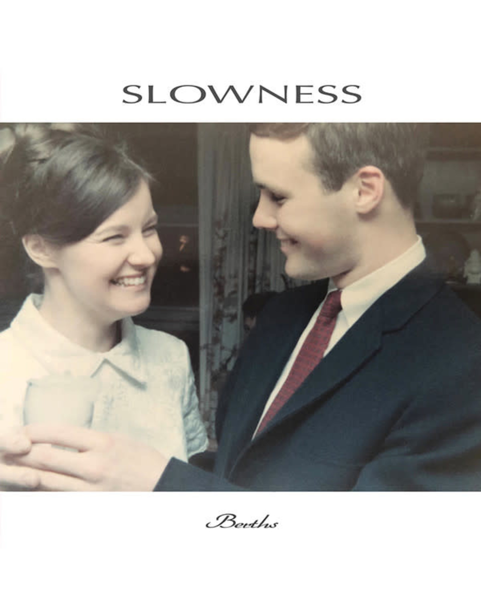 New Vinyl Slowness - Berths LP