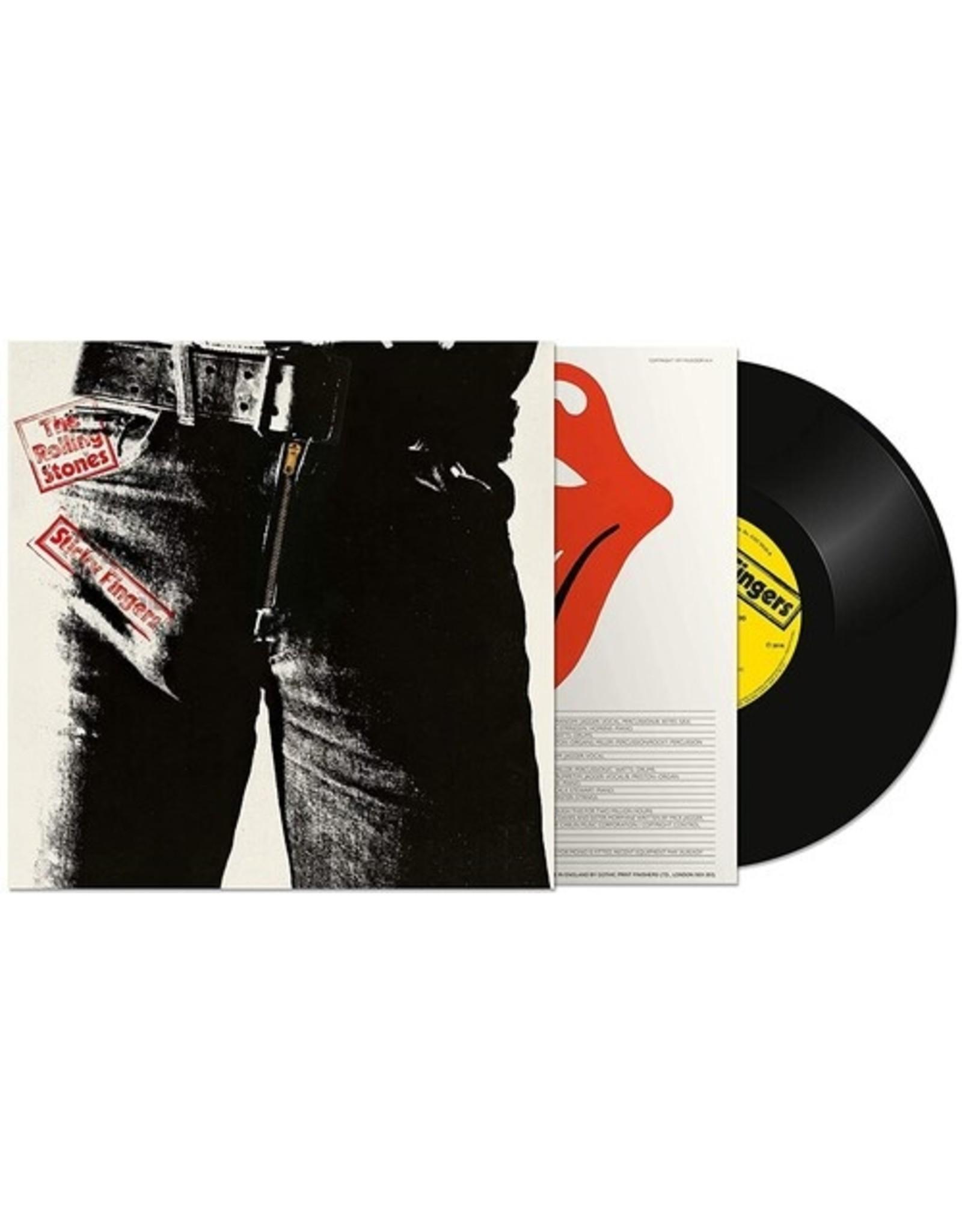 New Vinyl Rolling Stones - Sticky Fingers (Half-Speed Mastered, 180g) LP
