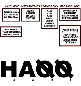 New Vinyl Liturgy - H.A.Q.Q. LP