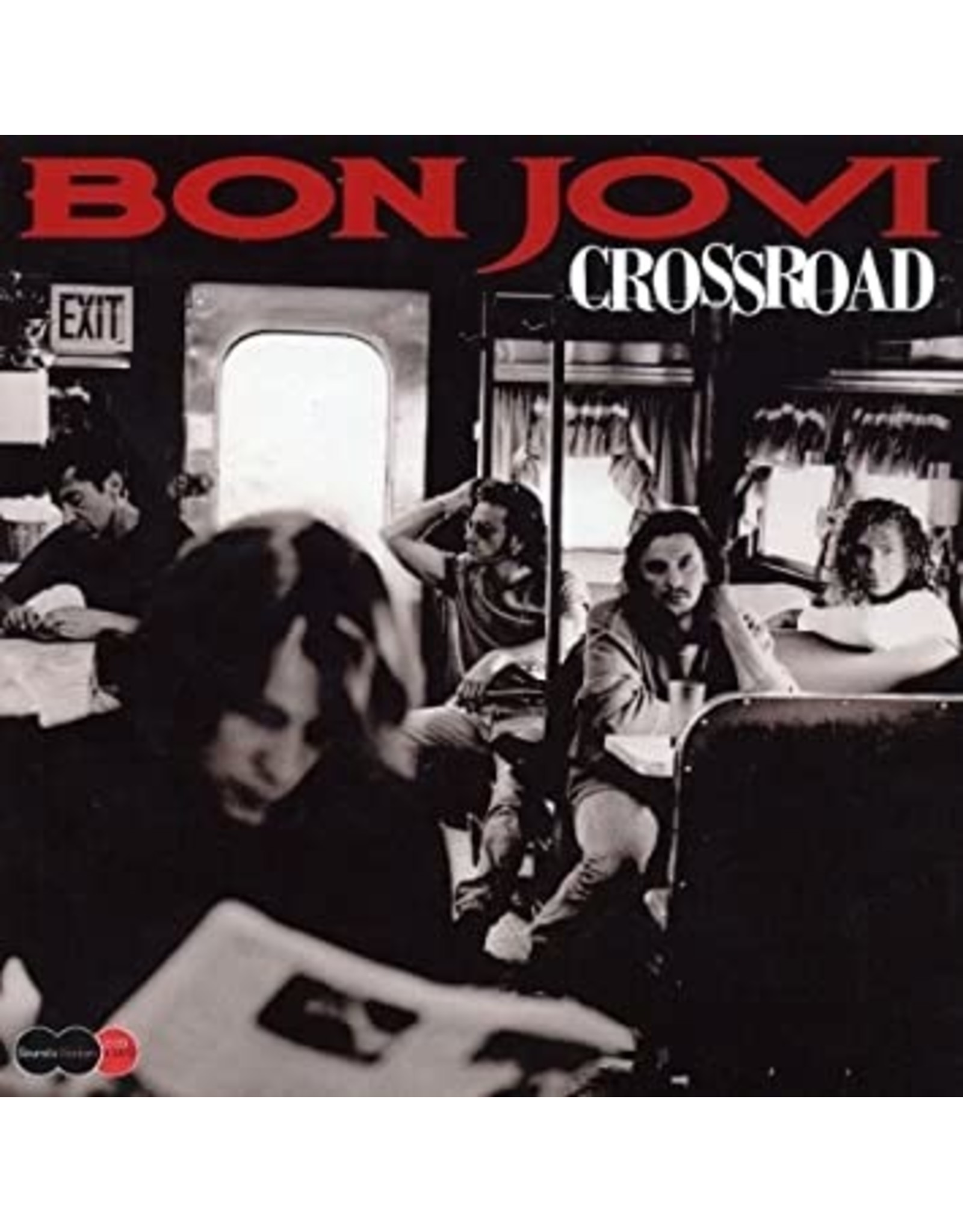 New Vinyl Bon Jovi - Cross Road: The Best Of Bon Jovi 2LP
