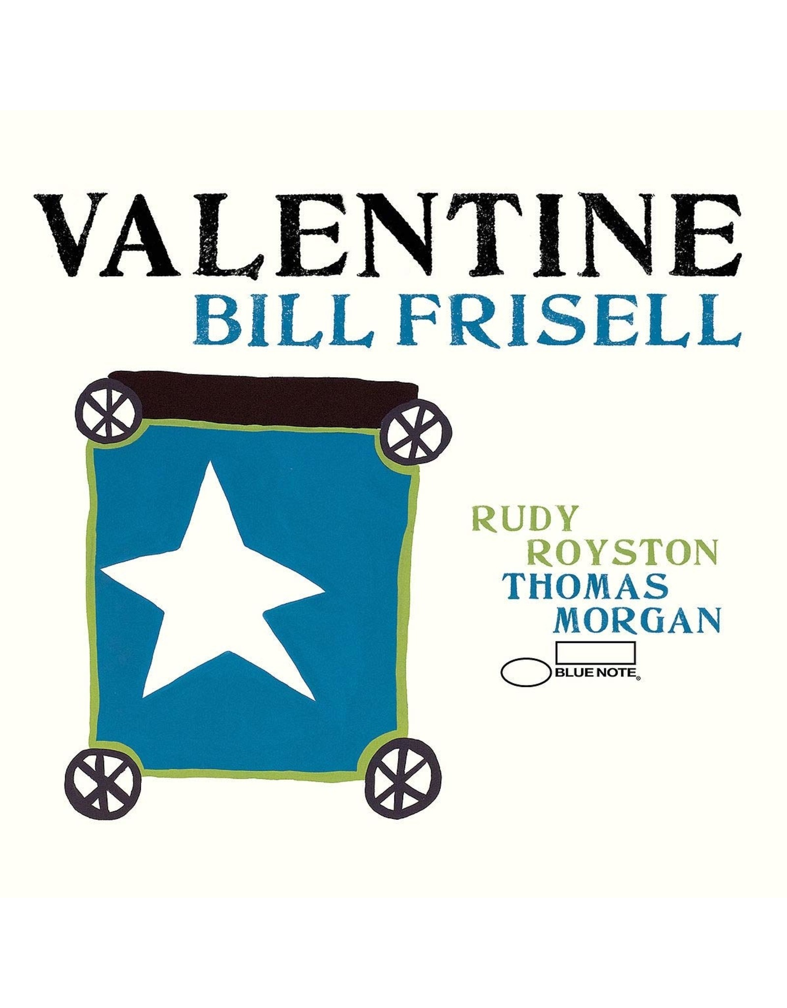 New Vinyl Bill Frisell - Valentine 2LP