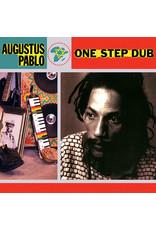 New Vinyl Augustus Pablo - One Step Dub LP