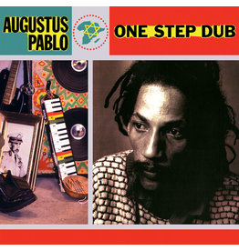 New Vinyl Augustus Pablo - One Step Dub LP