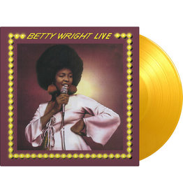 New Vinyl Betty Wright - Betty Wright Live (Colored) LP