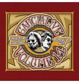 New Vinyl Jerry Garcia & John Kahn - GarciaLive Vol. 14: January 27th, 1986 The Ritz 2LP