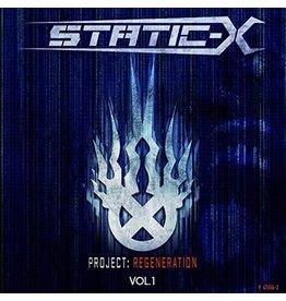 New Vinyl Static-X - Project: Regeneration Vol. 1 LP