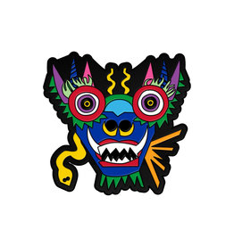 "Enamel Pin Richie Hell ""Jungle Spirit"" Pin"