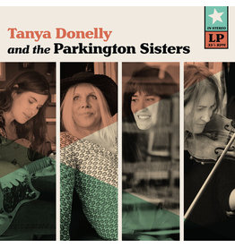 New Vinyl Tanya Donelly & the Parkington Sisters - S/T (Colored) LP