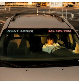 New Vinyl Jessy Lanza - All The Time (Colored) LP