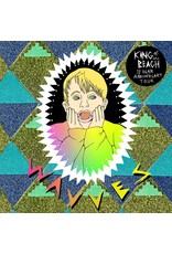 New Vinyl WAVVES - King Of The Beach (10th Anniversary, Colored) LP+7""