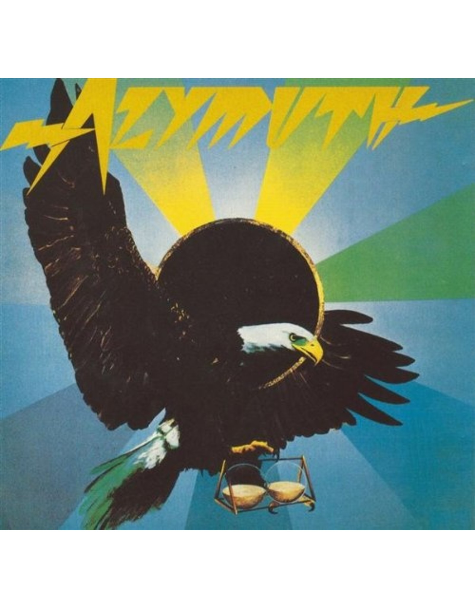 New Vinyl Azymuth - Aguia Nao Come Mosca LP