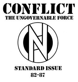 New Vinyl Conflict - The Ungovernable Force: Standard Issue 82-87 LP