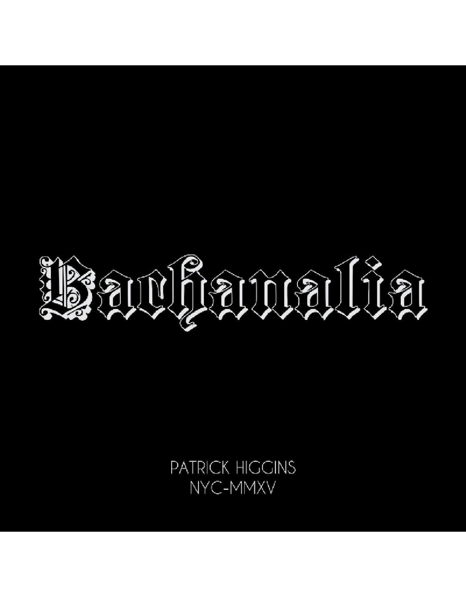 New Vinyl Patrick Higgins - Bachanalia LP
