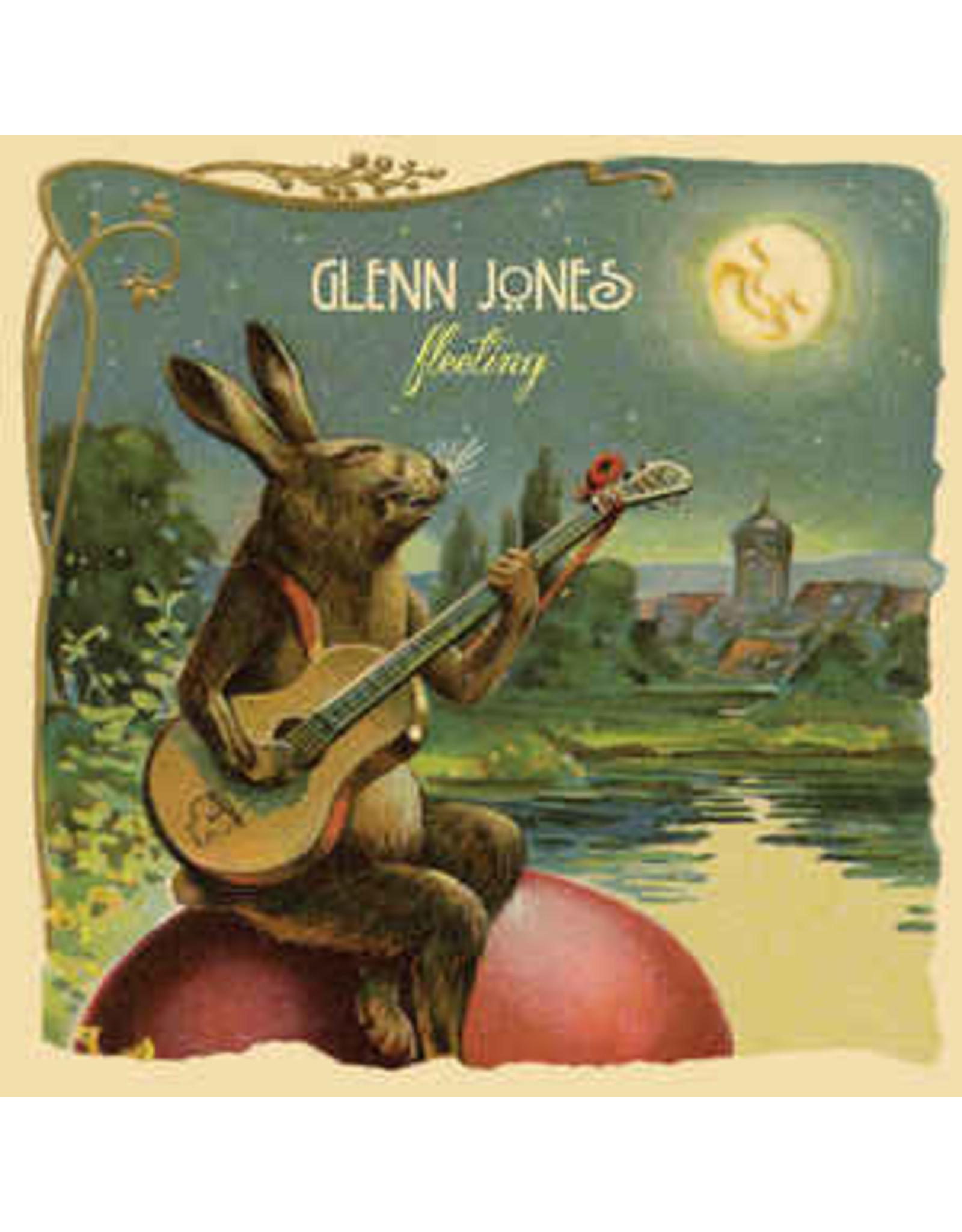 New Vinyl Glenn Jones - Fleeting LP