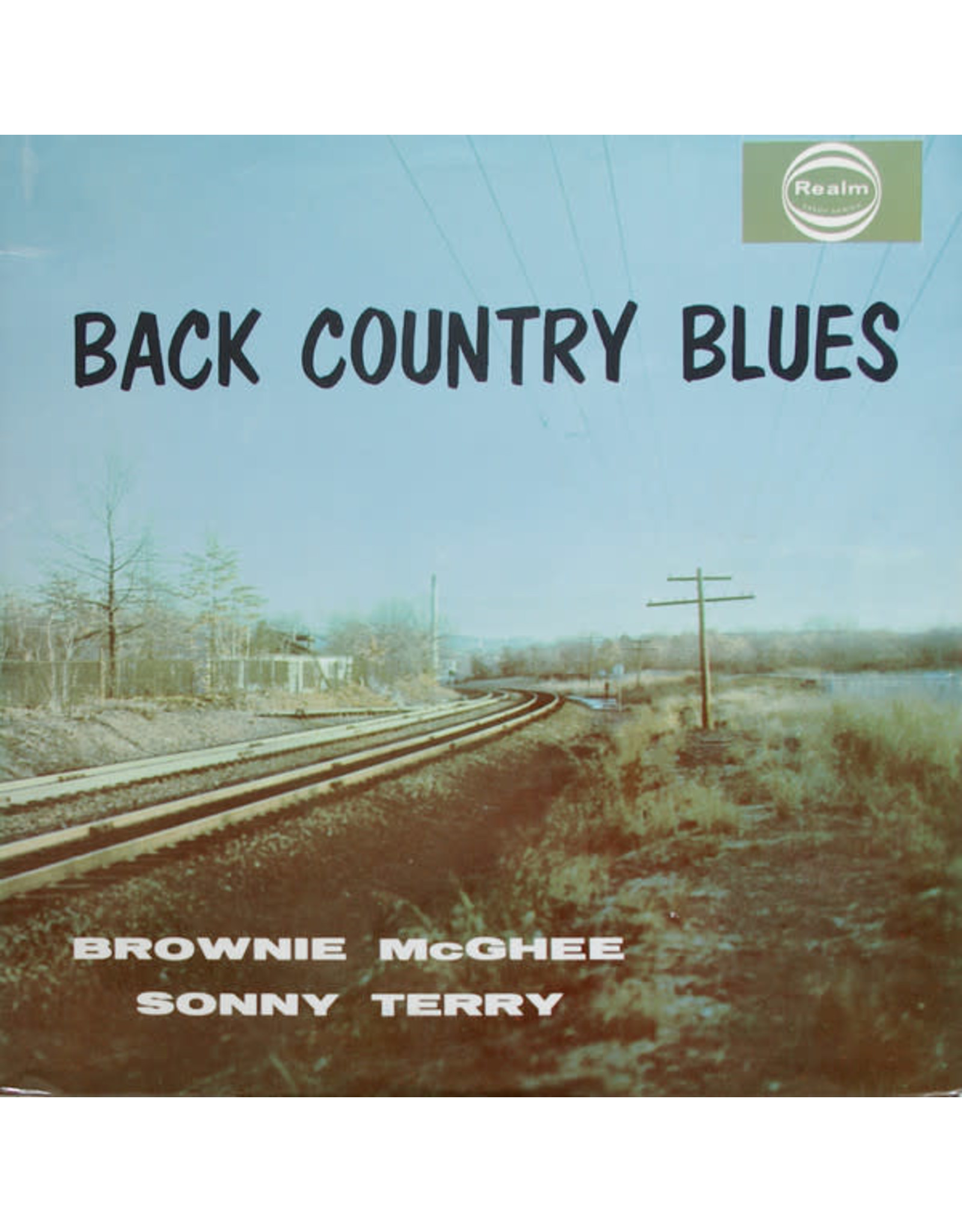 New Vinyl Brownie Mcghee / Sonny Terry - Back Country Blues LP