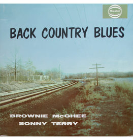 New Vinyl Brownie Mcghee / Sonny Terry - Back Country Blues LP