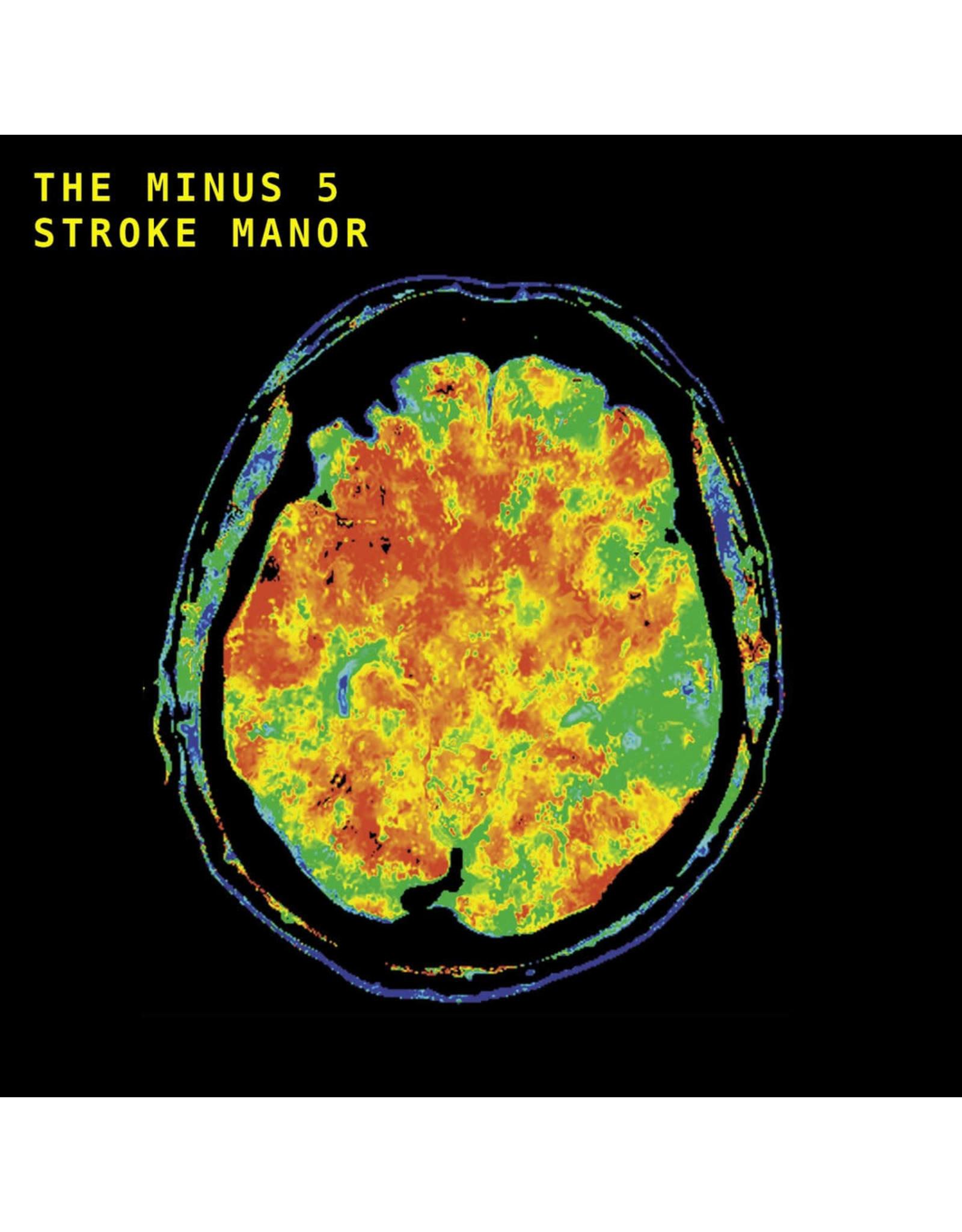 New Vinyl The Minus 5 - Stroke Manor LP