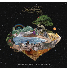 New Vinyl Antibalas - Where The Gods Are In Peace LP