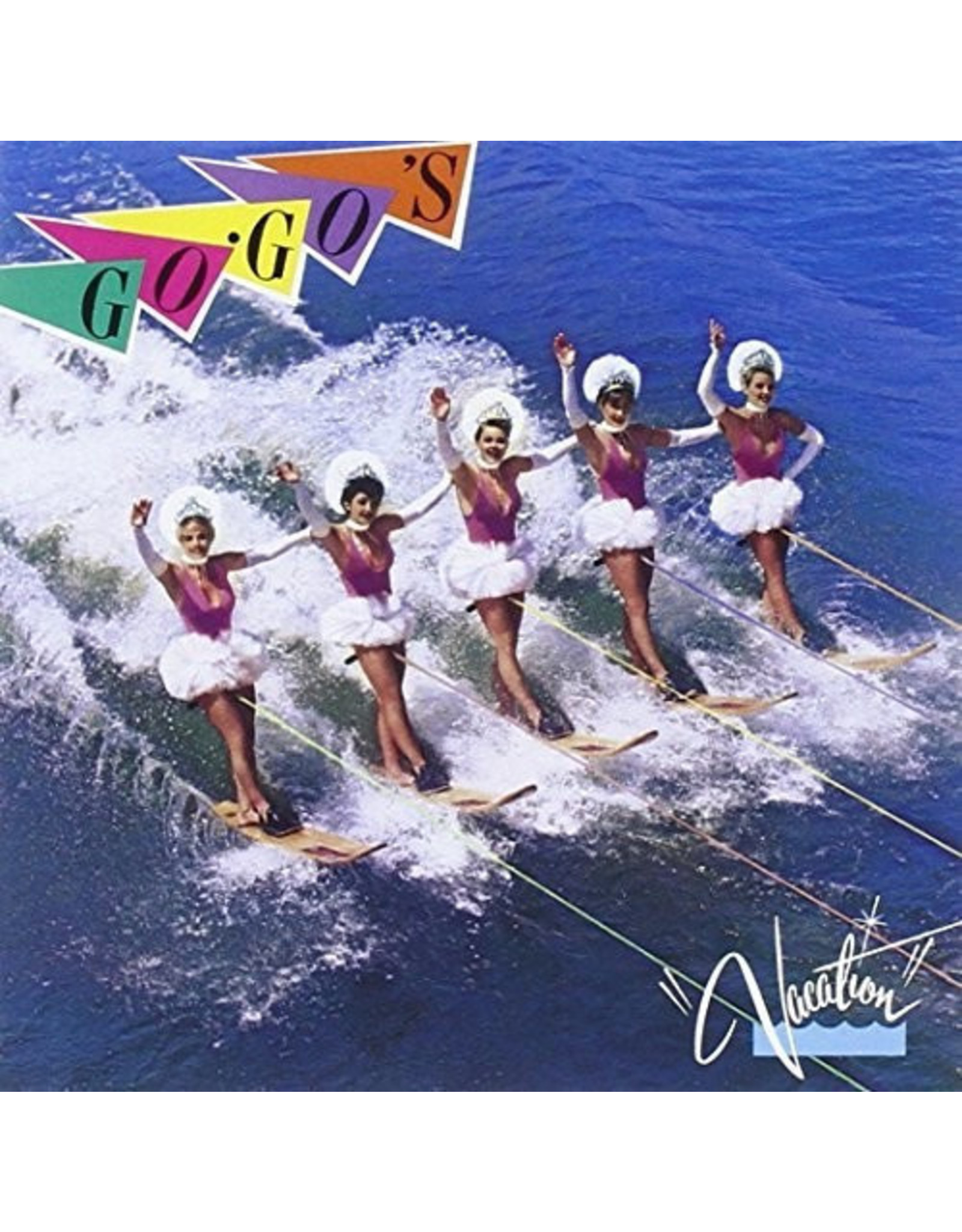 New Vinyl The Go-Go's - Vacation LP