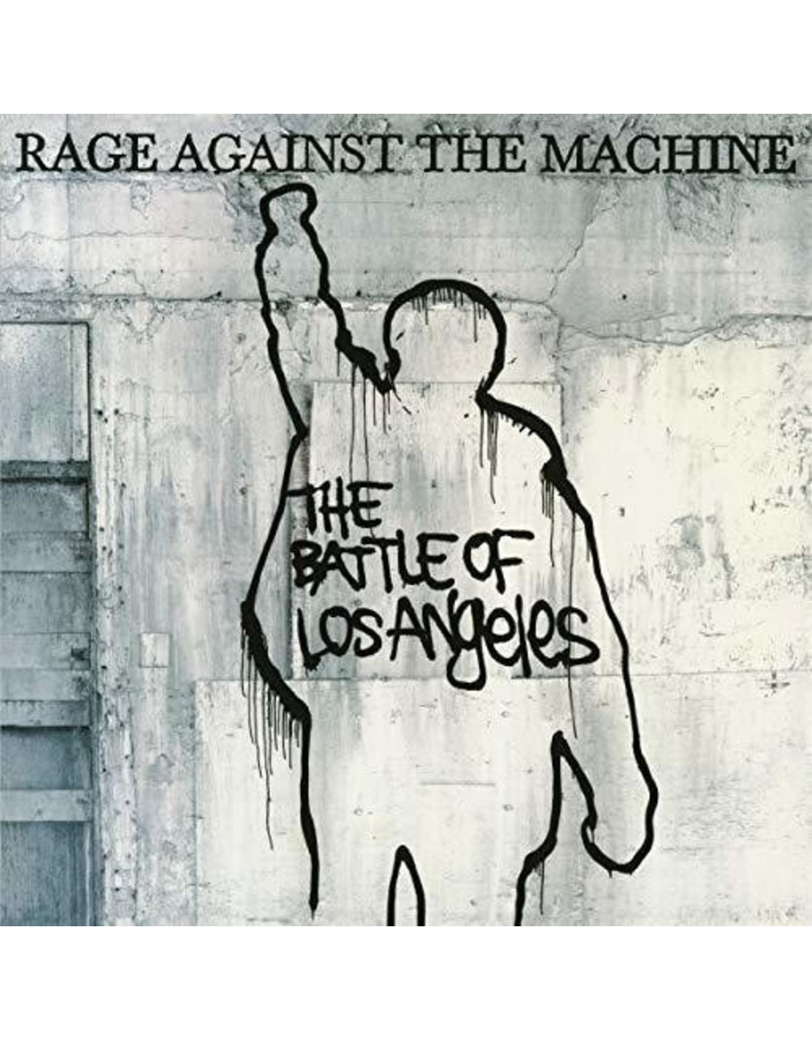 New Vinyl Rage Against The Machine - The Battle Of Los Angeles LP