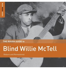 New Vinyl Blind Willie McTell - The Rough Guide LP