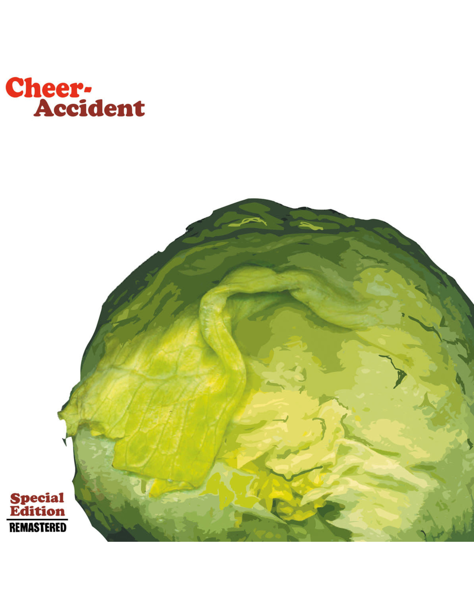 New Vinyl Cheer-Accident - Salad Days: Remastered LP