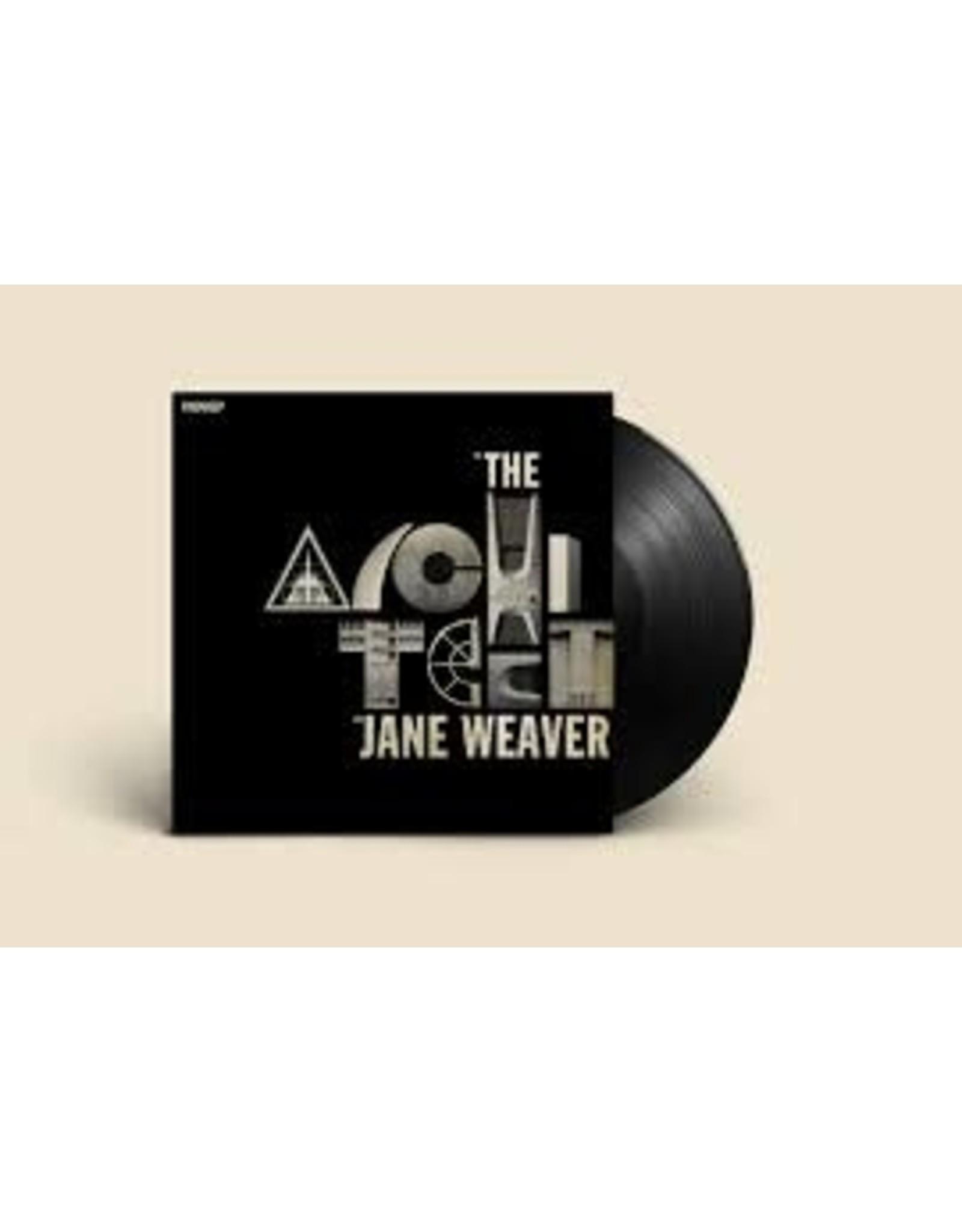 "New Vinyl Jane Weaver - The Architect EP 12"""