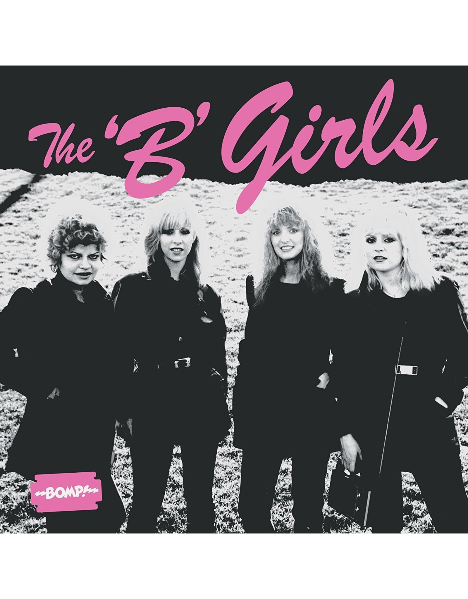 New Vinyl The B-Girls - Bad, Not Evil LP