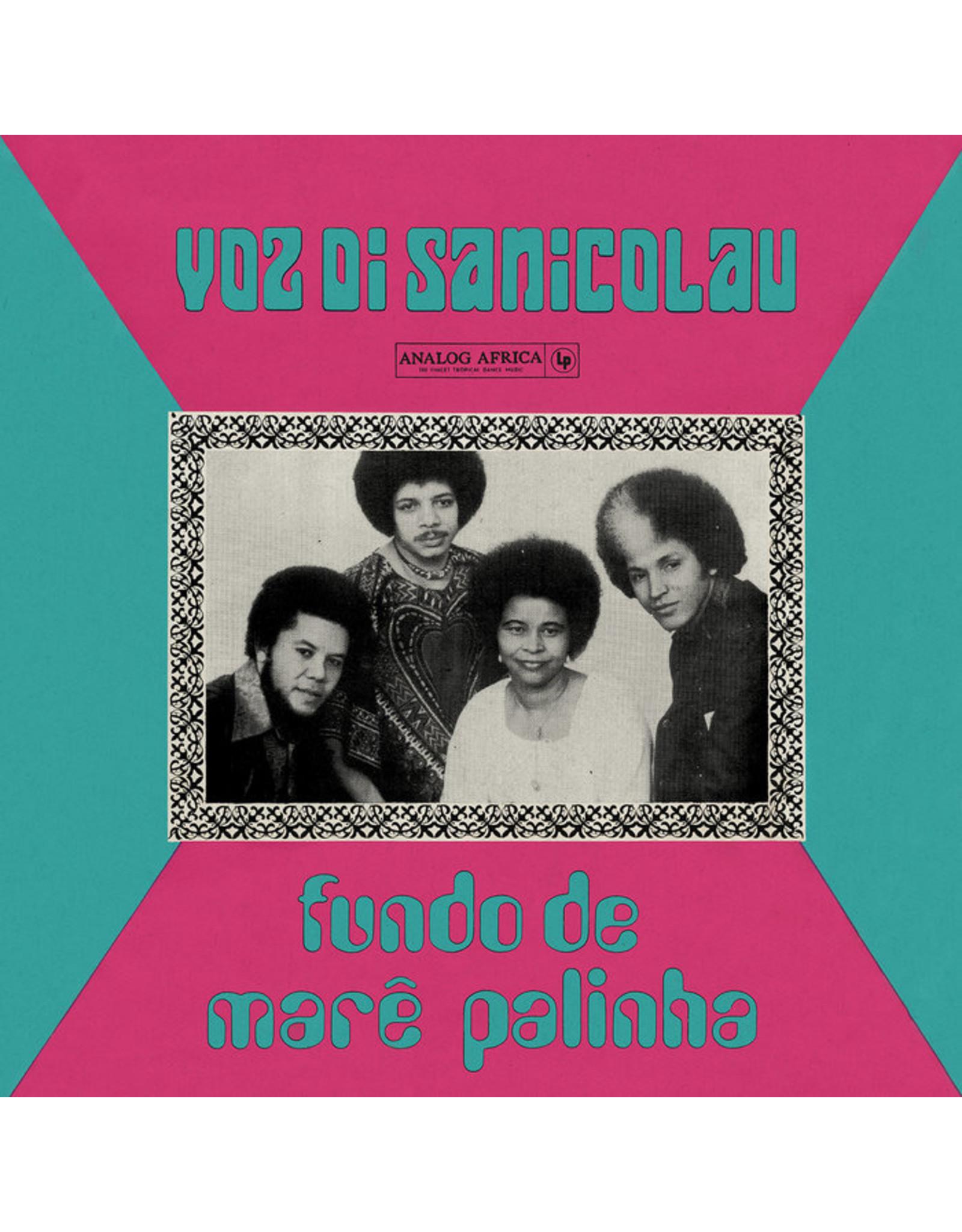 """New Vinyl Voz Di Sanicolau - Fundo De Maré Palinha 10"""""""