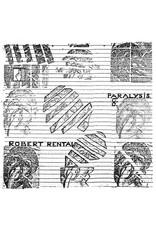 "New Vinyl Robert Rental - Paralysis EP 12"""