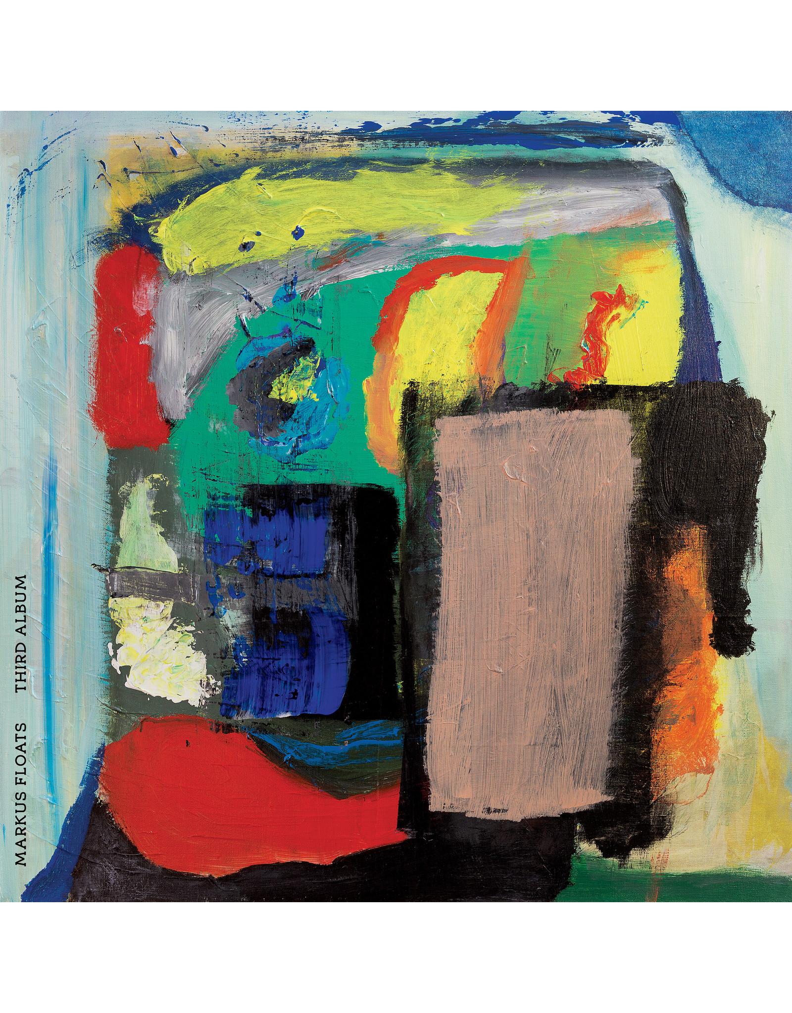 New Vinyl Markus Floats - Third Album LP