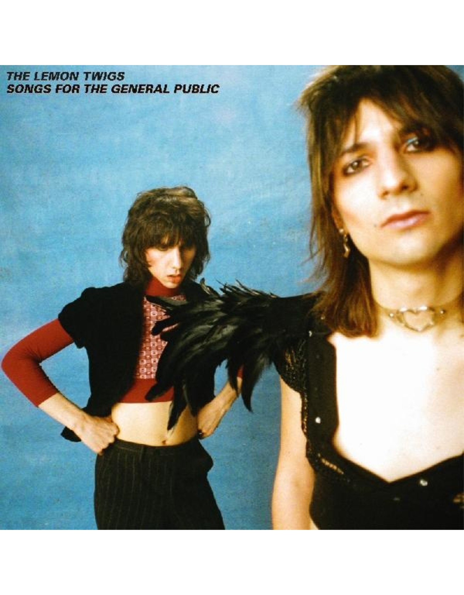 New Vinyl The Lemon Twigs - Songs For The Genral Public LP