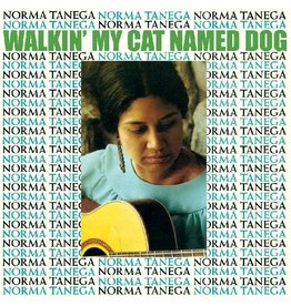 New Vinyl Norma Tanega - Walkin' My Cat Named Dog (Colored) LP