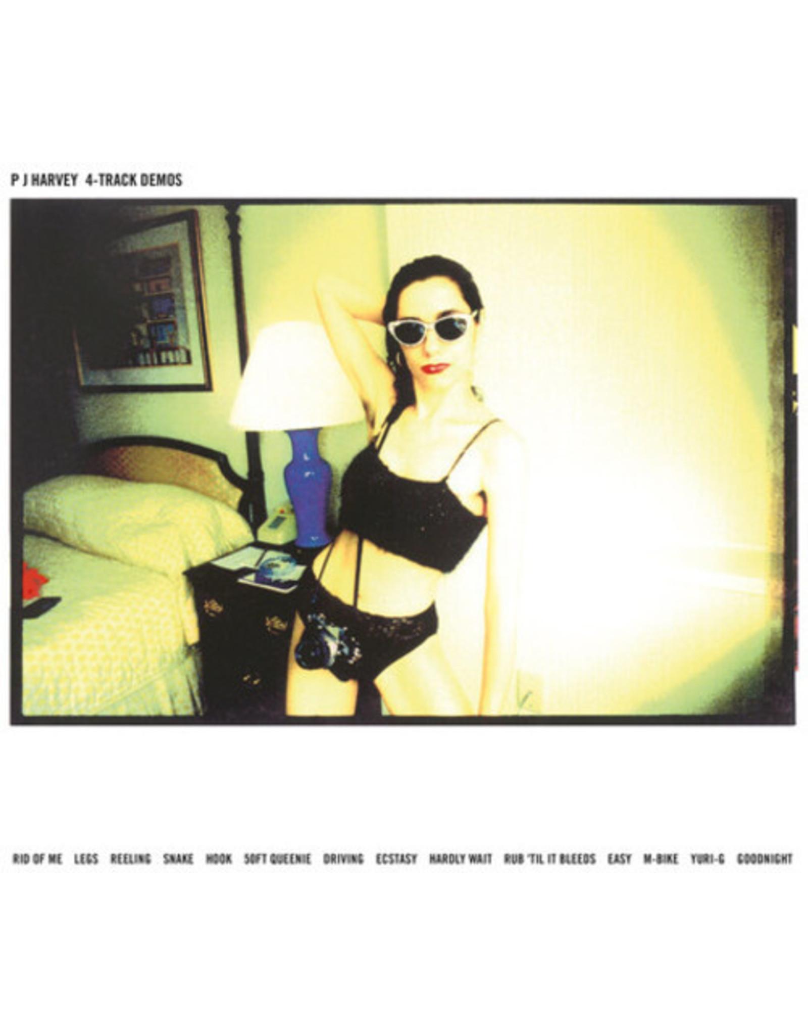 New Vinyl PJ Harvey - 4-Track Demos (Reissue) LP
