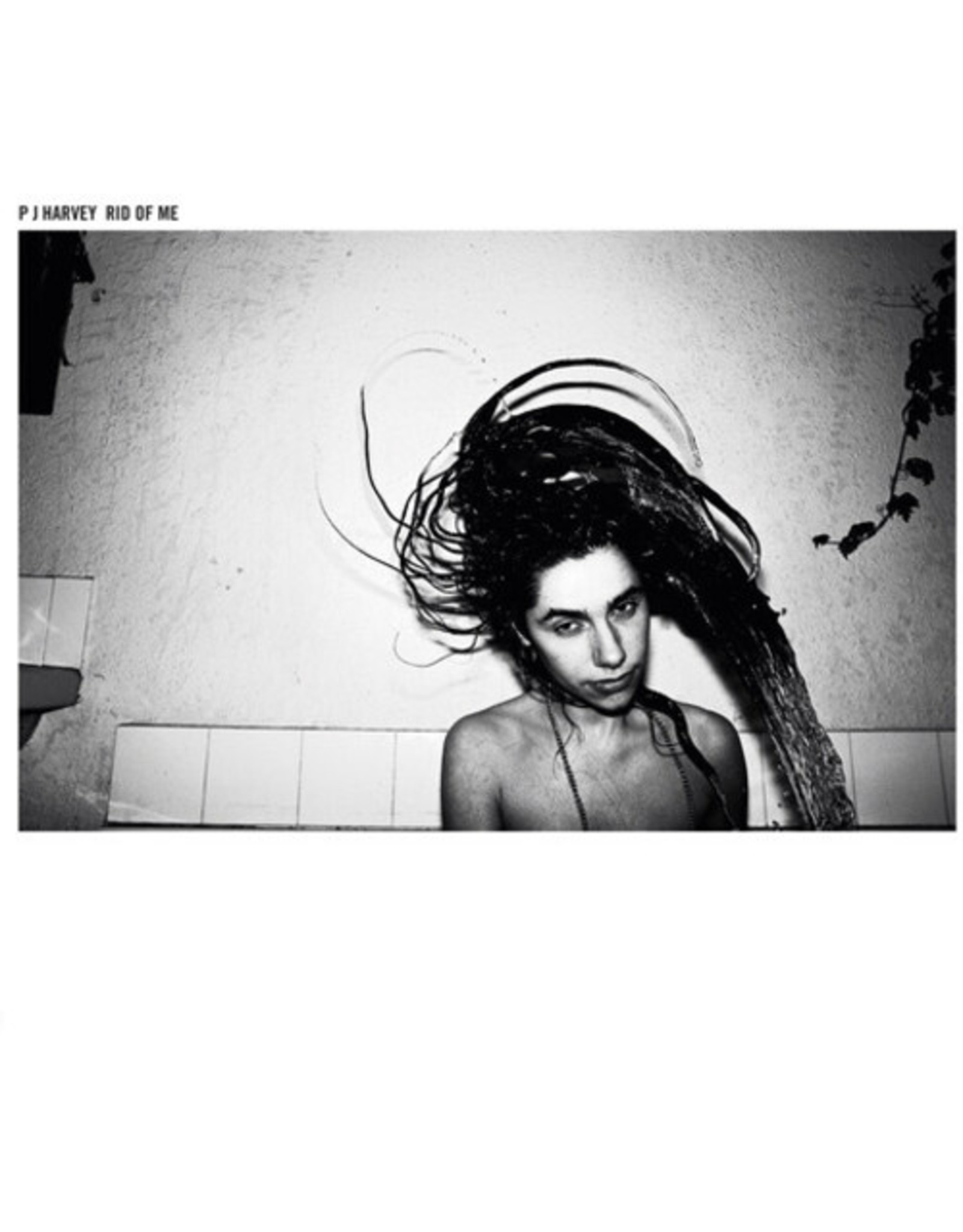 New Vinyl PJ Harvey - Rid Of Me (Reissue) LP