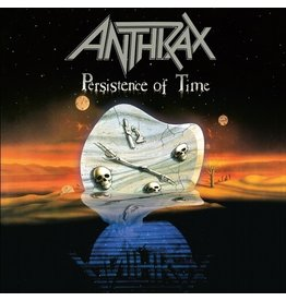 New Vinyl Anthrax - Persistence Of Time (30th Anniversary Edition) 4LP
