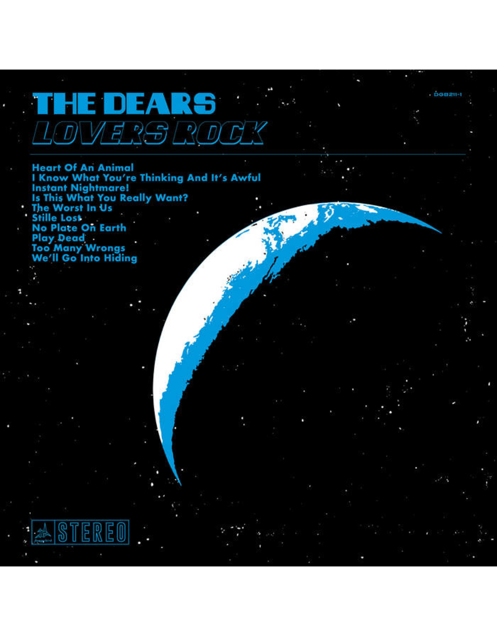 New Vinyl The Dears - Lovers Rock LP