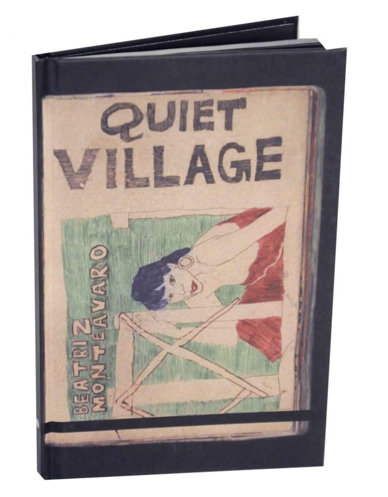 Book Quiet Village by Beatriz Monteavaro