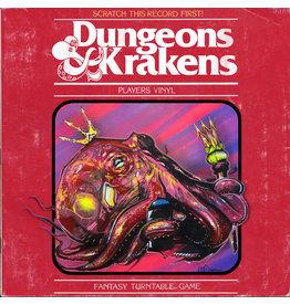 "New Vinyl DJ Because & DJ Efechto - Dungeons & Krakens 7"""