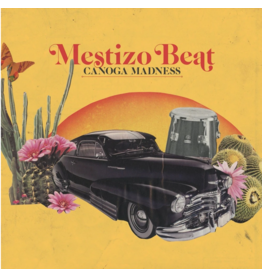 New Vinyl Mestizo Beat - Canoga Madness LP