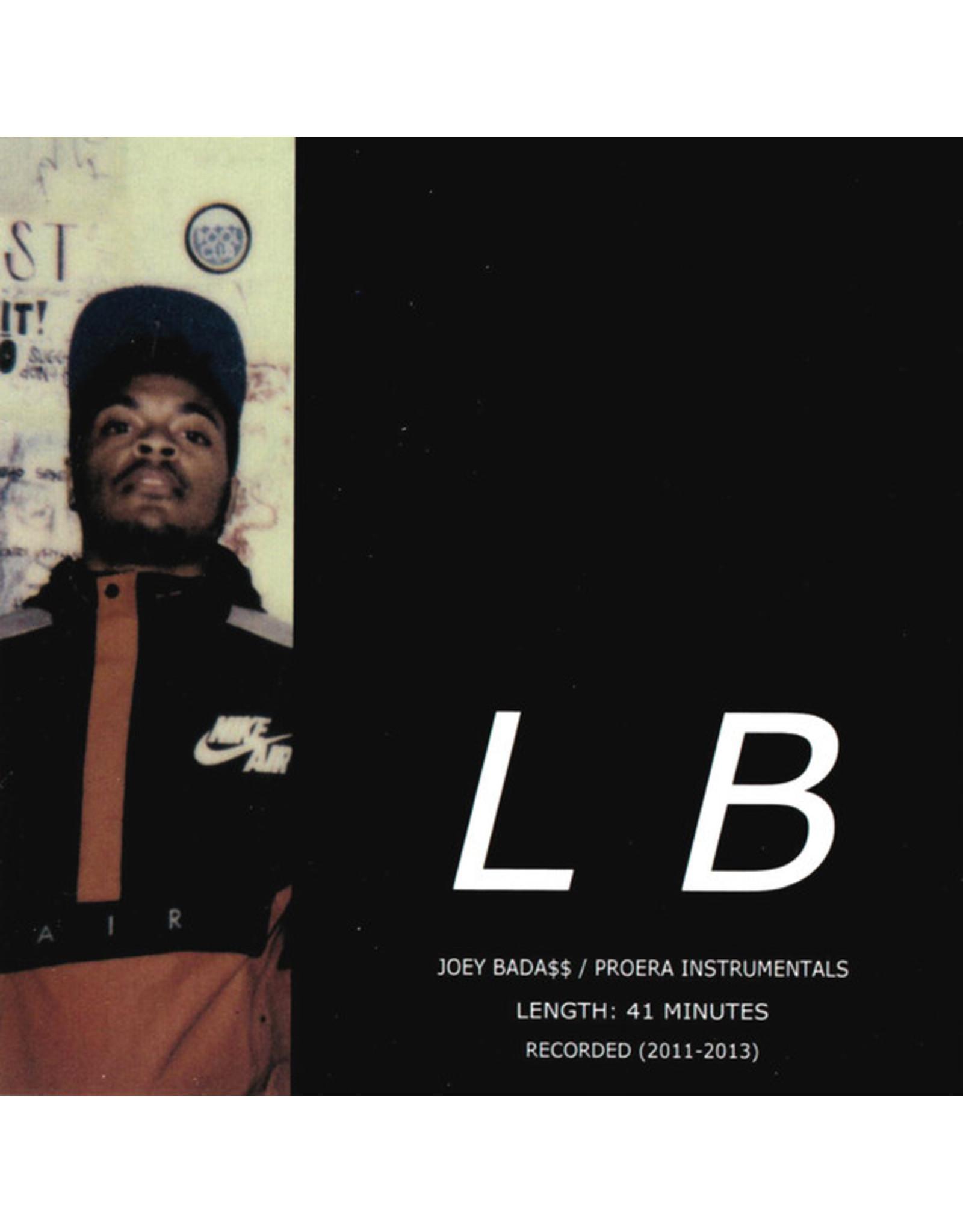 New Vinyl Lee Bannon - Joey Bada$$ / Proera Instrumentals LP