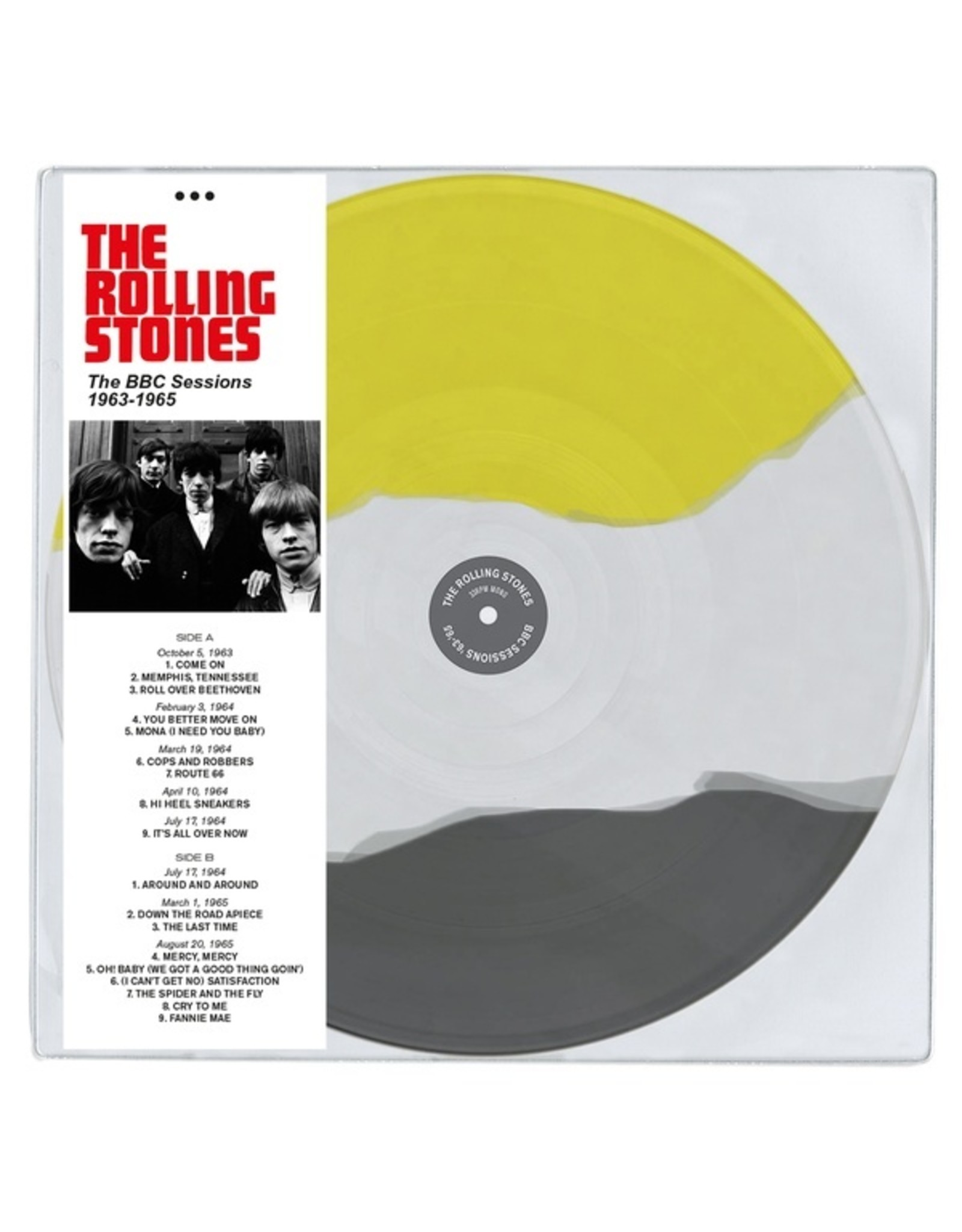 New Vinyl Rolling Stones - The BBC Sessions (Colored) 1963-1965