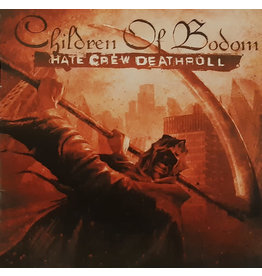 New Vinyl Children Of Bodom - Hate Crew Deathroll (Colored) 2LP