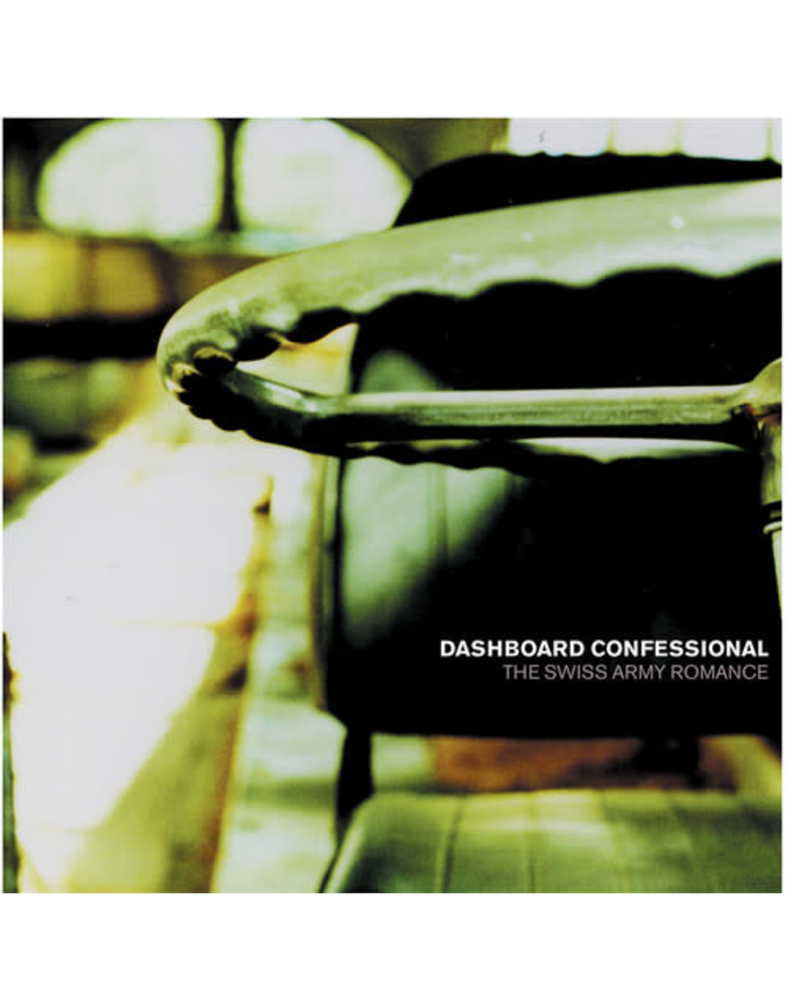 New Vinyl Dashboard Confessional  - Swiss Army (IEX, Colored) LP