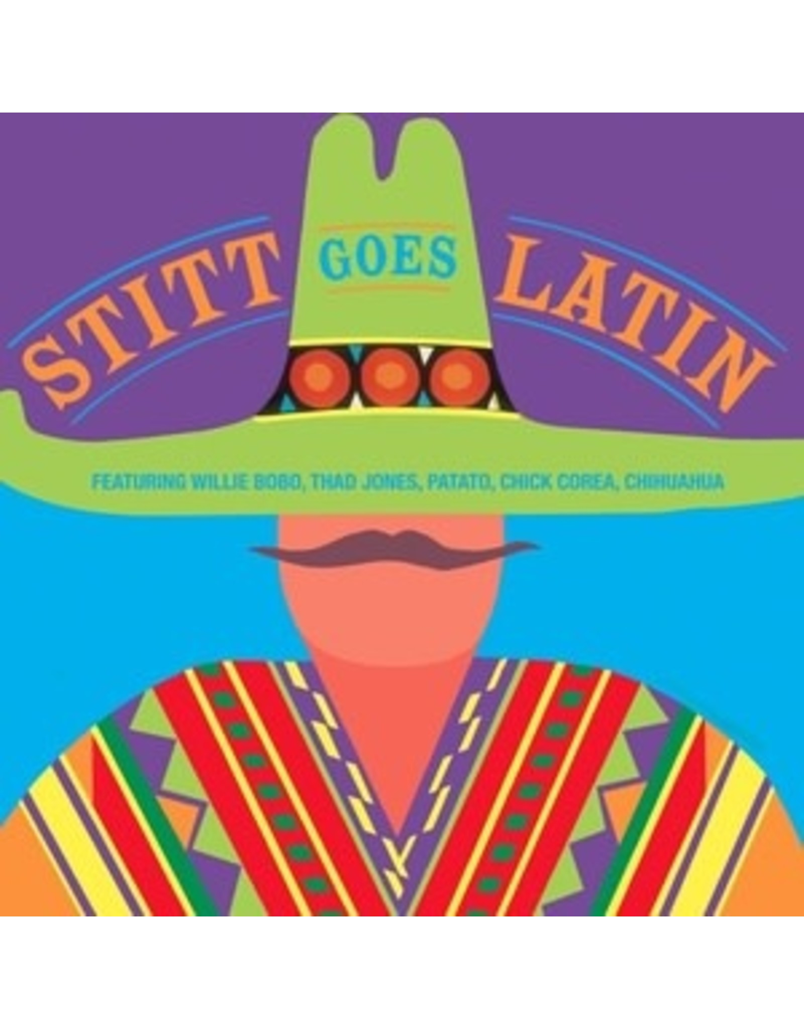 New Vinyl Sonny Stitt - Still Goes Latin LP