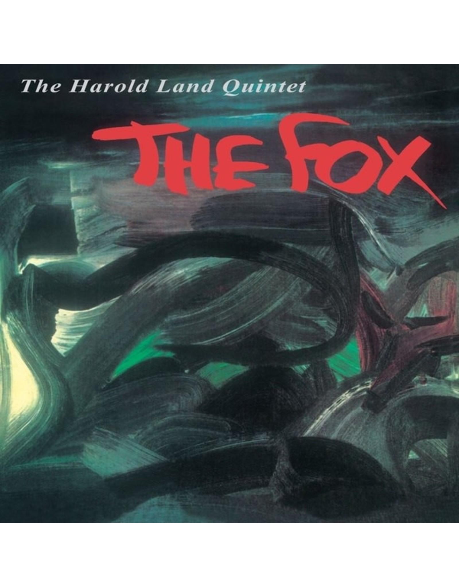 New Vinyl The Harold Land Quintet - The Fox LP